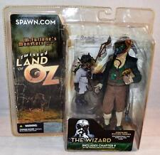 McFarlane Toys Monster Series Twisted Land of Oz The Wizard Series 2