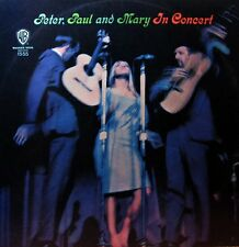 PETER PAUL and MARY In Concert - Mono - 2 LP  Set 1963