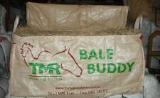 2 x NEW BALE BUDDY HAY BAGS