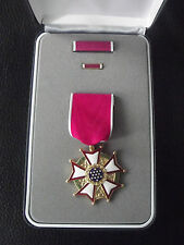 *(A19-017) LEGION OF MERIT original US Orden im Etui
