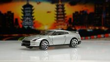 Hot Wheels / Japanese 2009 Nissan Skyline GT-R / Silver / 2010