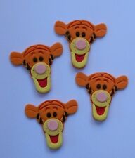 12 edible TIGGER from WINNIE THE POOH cake CUPCAKE topper DECORATION tiger