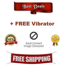 BEST DEAL Dildo Silicone Suction Cup Vibrator Penis Cock Adult Sex Toy Products