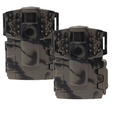 (2) TWO MOULTRIE M-550 GEN2 GAME & TRAIL CAMERA MOU-MCG-12717