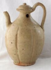 C13TH CHINESE SONG DYNASTY FACETED EWER