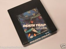 Atari 2600 Game Death Trap for use with ATARI 2600 Video Game System