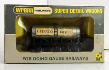Wrenn W5003 6 wheeled tank wagon Guinness OO HO boxed
