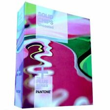 Pantone Chips Book Uncoated. With all the 1845 Solid (inc the new 112) Colours
