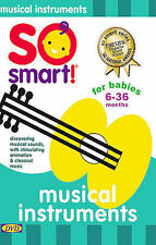 So Smart!: Musical Instruments 2007 Ex-library