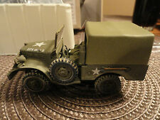 CORGI CC51707 WC51 US ARMY MILITARY COMMAND CAR DIECAST MODEL JEEP