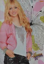 Miley Cyrus-a3 poster (environ 42 x 28 CM) - Hannah Montana captures fan collection