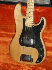 76 FENDER PRECISION BASS MASTER BUILDER GUIDE FREES/H