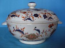 grande soupière en porcelaine compagnie des indes / chine XVIIIe 18ème chinese
