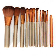 12pcs Full Set Women Ladies Makeup Brush Pro Soft Cosmetic Brush Face Eyes Blush