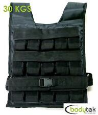 MMA Adjustable Sports Strength Training Running Block Weighted Weight Vest 30kg