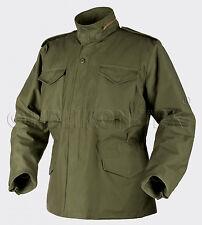 HELIKON TEX US M65 Jacke Army M65 Reforger Jacket oliv Futter SR / Small Regular