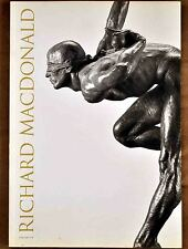 "2000 The Art of Richard Macdonald ""SIGNED"" By The Artist"