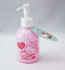 Hello Kitty Soap Dispenser Pump Empty Bottle Liquid Container Sanrio Kawaii FS