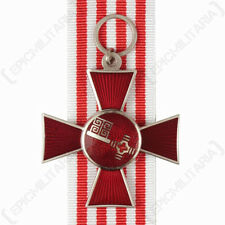 WW1 Imperial German Army BREMEN HANSEATIC CROSS - Military Service Medal Award