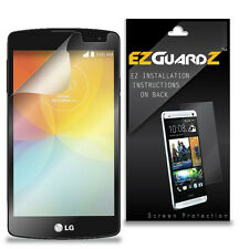 4X EZguardz NEW Screen Protector Skin HD 4X For LG Transpyre VS810PP (Clear)