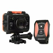SOOCOO S70 Waterproof 170° Full HD 1080P 16MP Digital Action Sports Video Camera