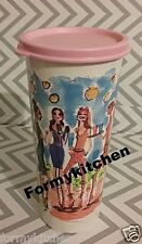 Tupperware izak Designer 16 oz Tumbler  NEW!!!