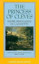 The Princess of Cleves Norton Critical Editions