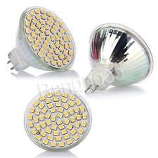 MR16 GU5.3 60 SMD 3528 led Warmweiß Lampe Leuchte Strahler Birne Licht 220V 4W