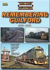 Remembering Guilford 1986-1988 DVD NEW Broken Knuckle