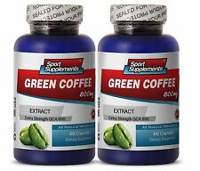 Fashion Slimming Coffee - Green Coffee GCA® 800mg - Lose Weight Fast  Pills 2B