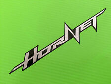 Hornet 600 logo decal stickers PAIR 2011 design two colour CB600 ref#12
