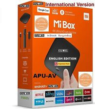 Xiaomi Mi Box Int 4K HDR 2016 Android TV 8GB Media Streamer Built-in Google Cast