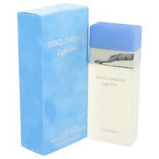 LIGHT BLUE BY DOLCE GABBANA WOMEN 3.3 OZ/100ML EAU DE TOILETTE SPRAY SEALED 100%