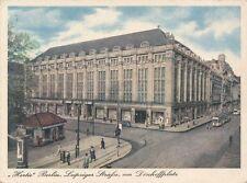 Ak, Berlin, Hertie, Leipziger Straße, (G)(1001)