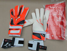 PUMA EVOPOWER GRIP 1 GOAL KEEPERS GLOVES BRAND NEW £65+ PRO TOP LEVEL 10.5 & 11