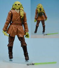 "Star Wars Jedi Master Kit Fisto (Legacy Collection Geonosis Arena) 3.75"" Figure"