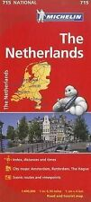 Michelin the Netherlands Road and Tourist Map by Michelin Travel Publications...