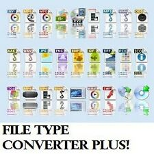 3GP WMV WMA DVD PSP MP4 AVI MP3 FLV IPOD CONVERTER PLUS!!