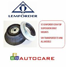 LEMFORDER - OEM Top Suspension Strut Mounts & Bearings VW T5 Transporter Van