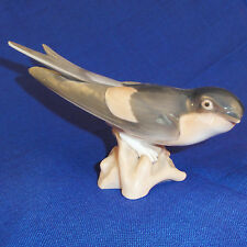 "SWALLOW Bing & Gronhdal NEW NEVER SOLD 3.5"" tall made in Denmark #1775AP"