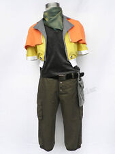 Hot Final Fantasy XIII FF13 Hope Estheim Cosplay Costume Free Shipping Suit
