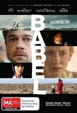 Babel DVD NEW