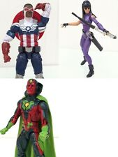 Marvel Legends Toys R Us Exclusive~Sam Wilson Captain America~Kate Bishop~Vision
