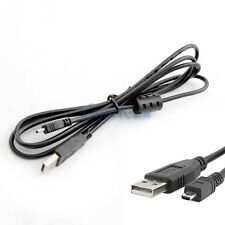 Sony Alpha A300 A330 A350 A700 A900 Camera charger USB cable Data transfer Lead