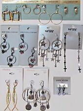 Wholesale Lots FREE Shipping Fashion Jewelry Resale Earrings Liz Claiborne $139T