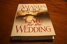 Late For The Wedding Amanda Quick
