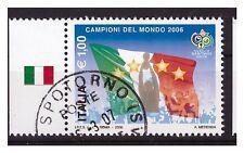 ITALIA 2006 - CAMPIONI DEL MONDO con appendice stemma