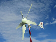 Hurricane XP Wind Turbine Generator Kit Off Grid 24 volt RV Marine 450 Watt