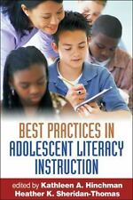 Best Practices in Adolescent Literacy Instruction (Solving Problems In Teaching