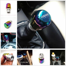 Colorful Adjustable Autos Knob Gear Shift Head For Honda Toyota Acura MDX RDX TL